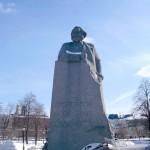 Marx in Moskau